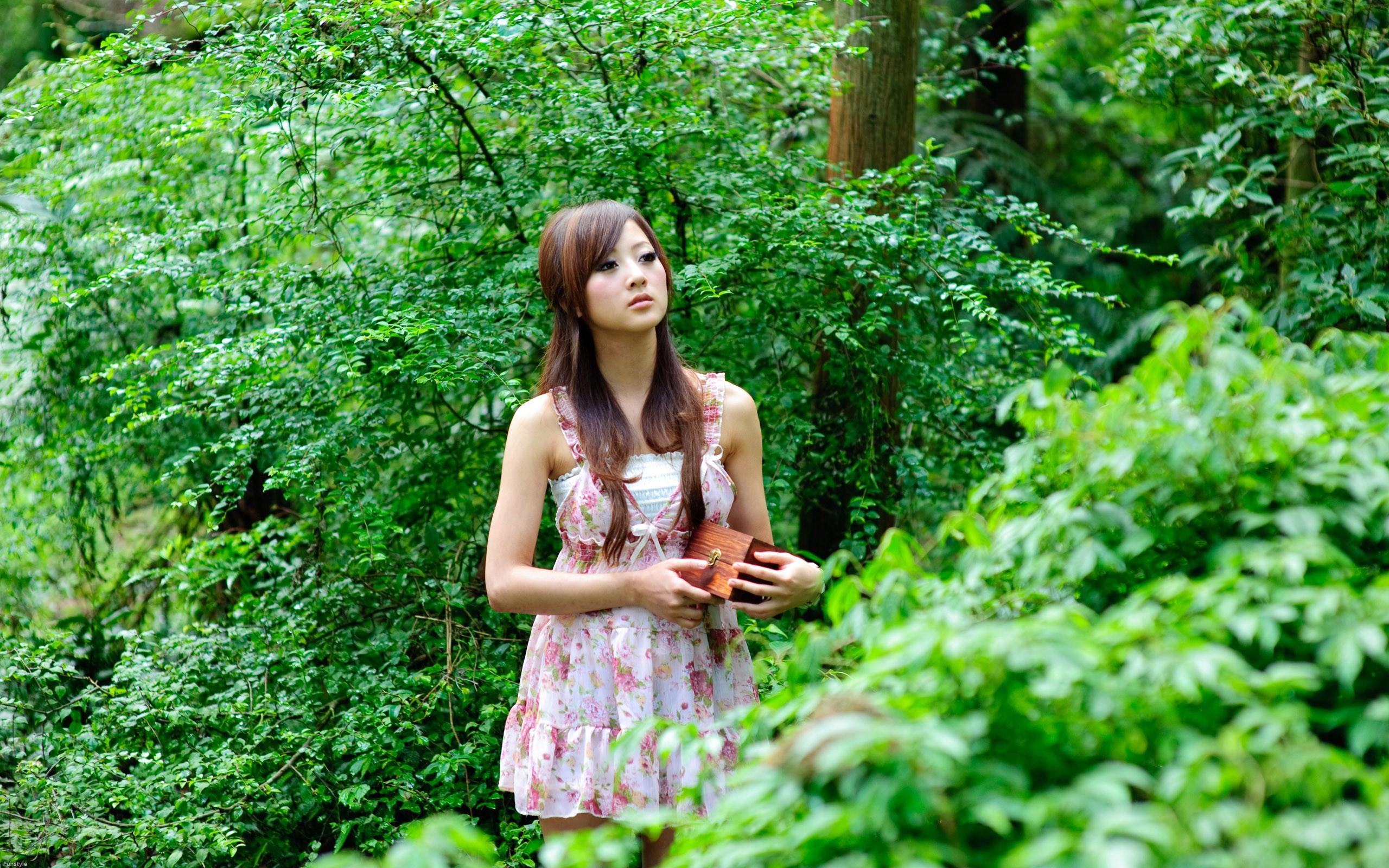 Японские женщины в натуре 14 фотография