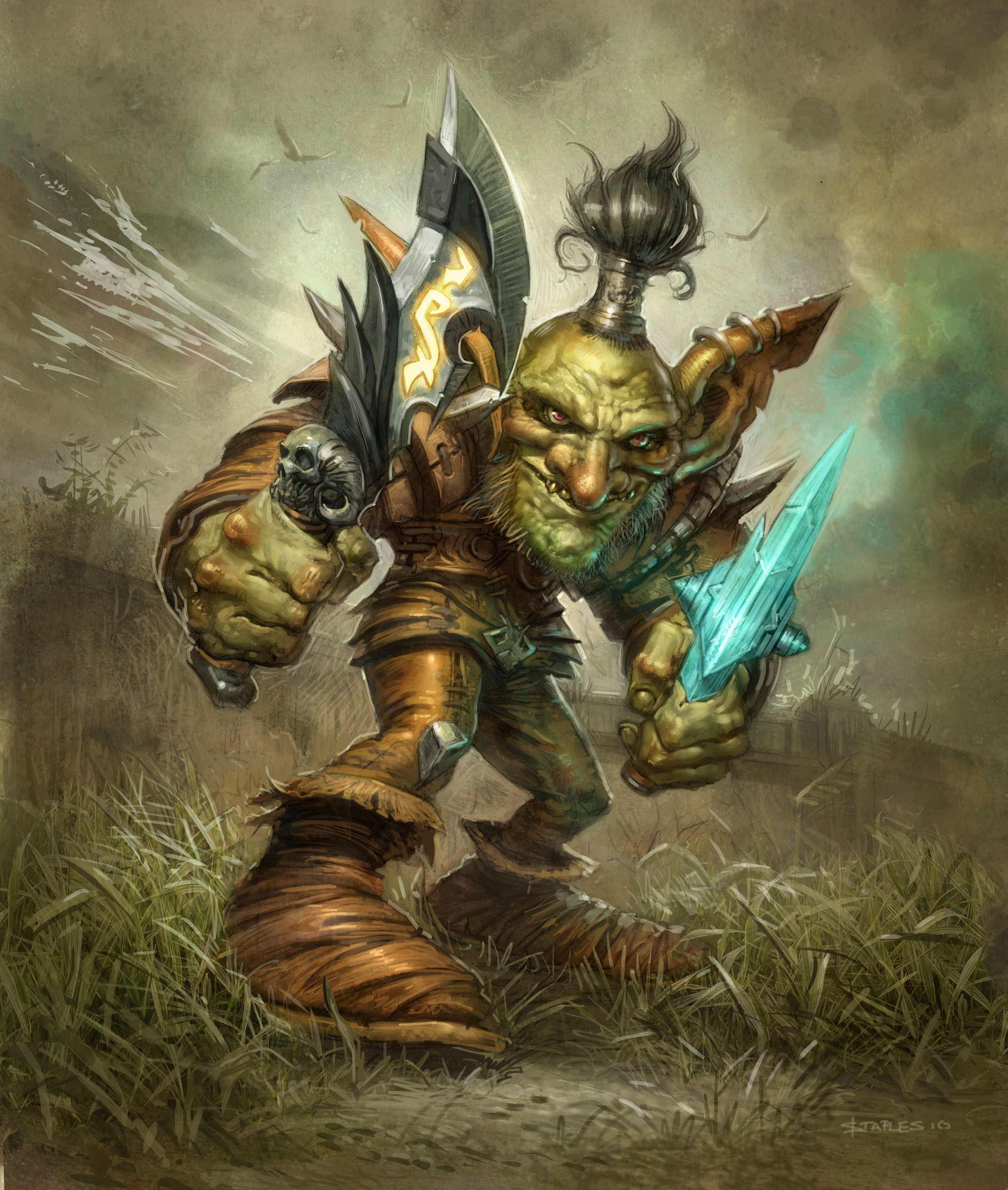 Orc or troll for hunter erotic pictures