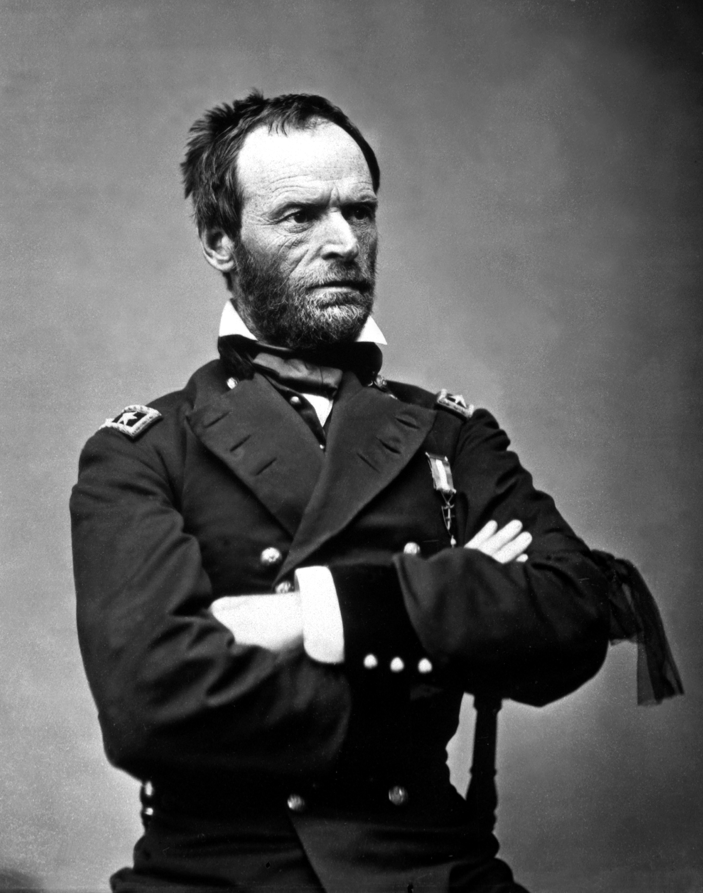 a biography of william tecumseh sherman a general of the civil war William tecumseh sherman was long hated by the people of northwest georgia civil war first bull for an interesting snapshot of general sherman's.
