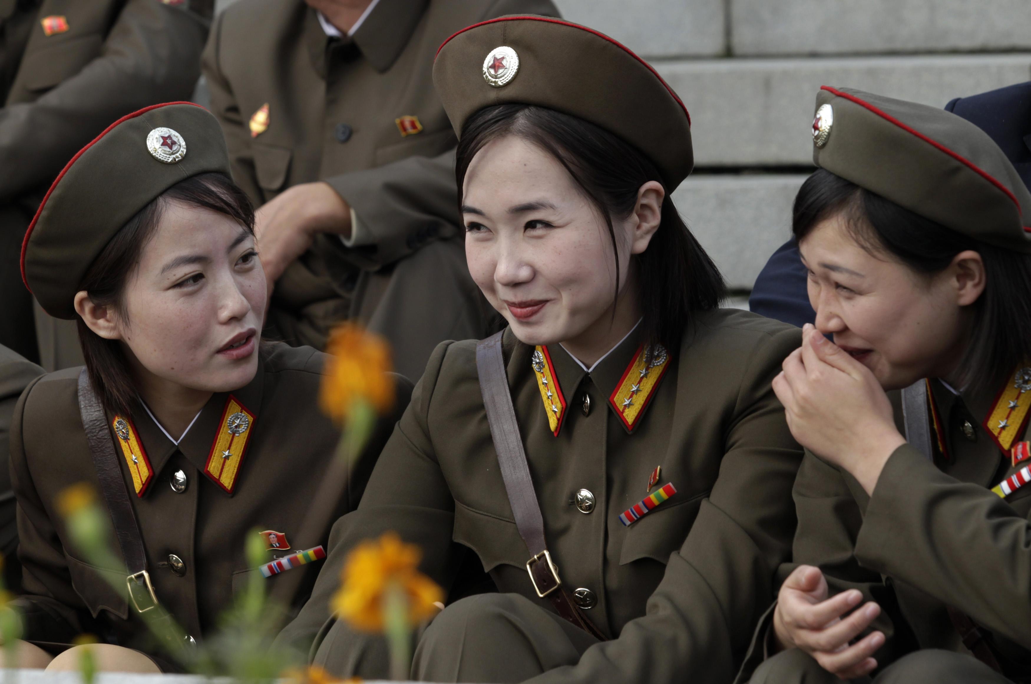 Северная корея порно фото девушек фото 505-210