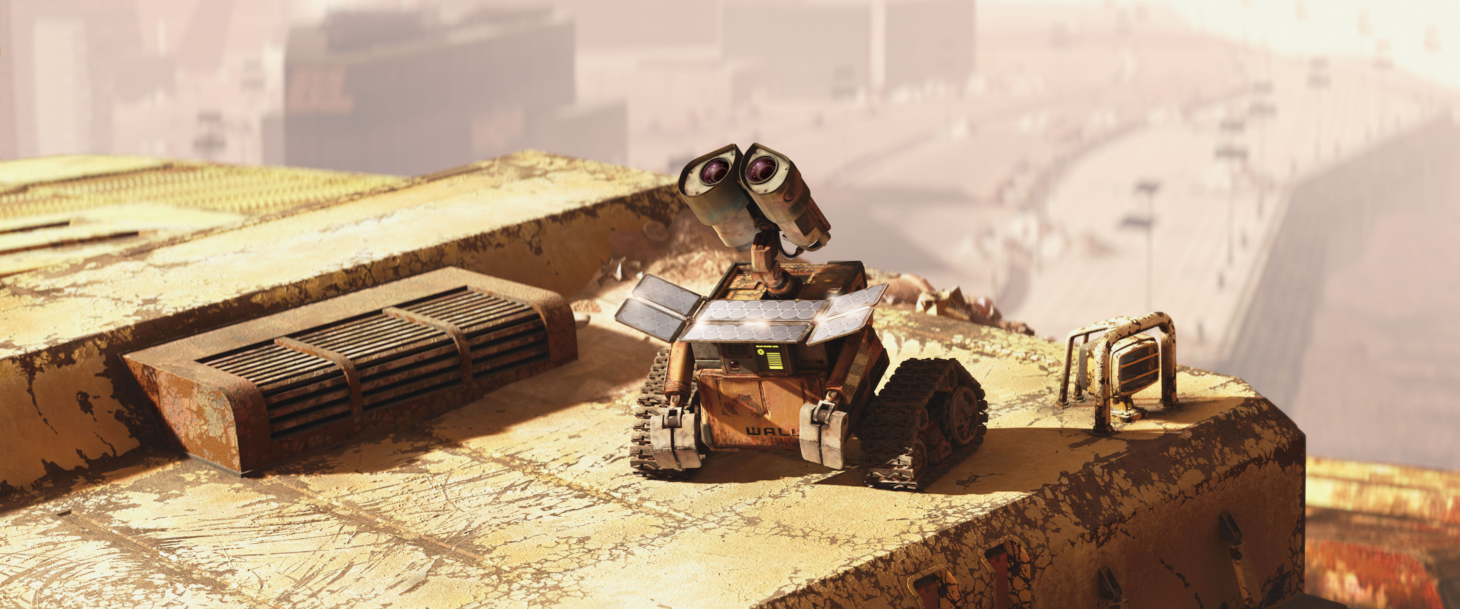 wall-e essay consumerism Earth from space opens wall-e from environmental adaptation to sentimental nostalgia by critiquing consumerism so overtly, wall-e also critiques disney.