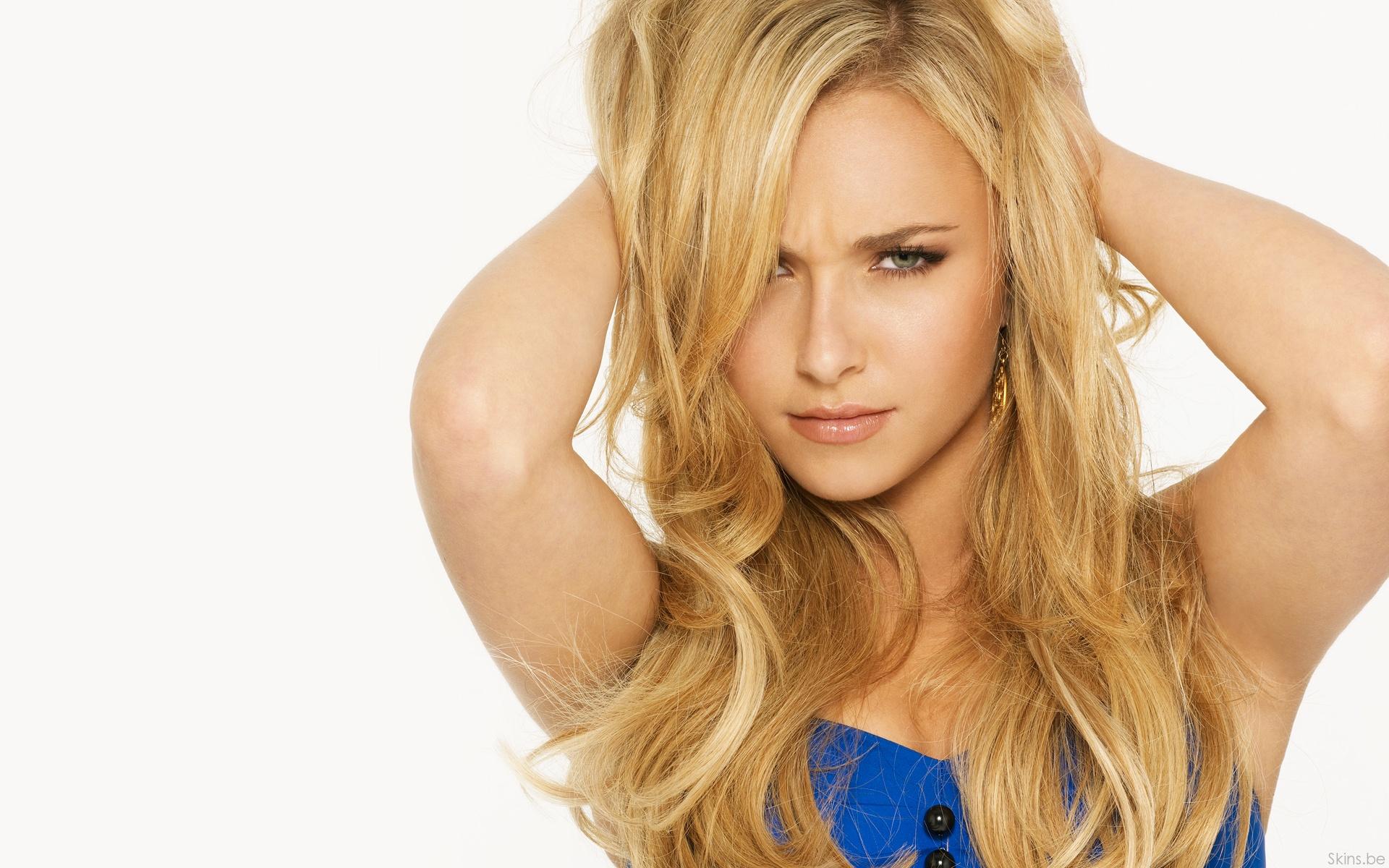 Модели блондинки фото и имена