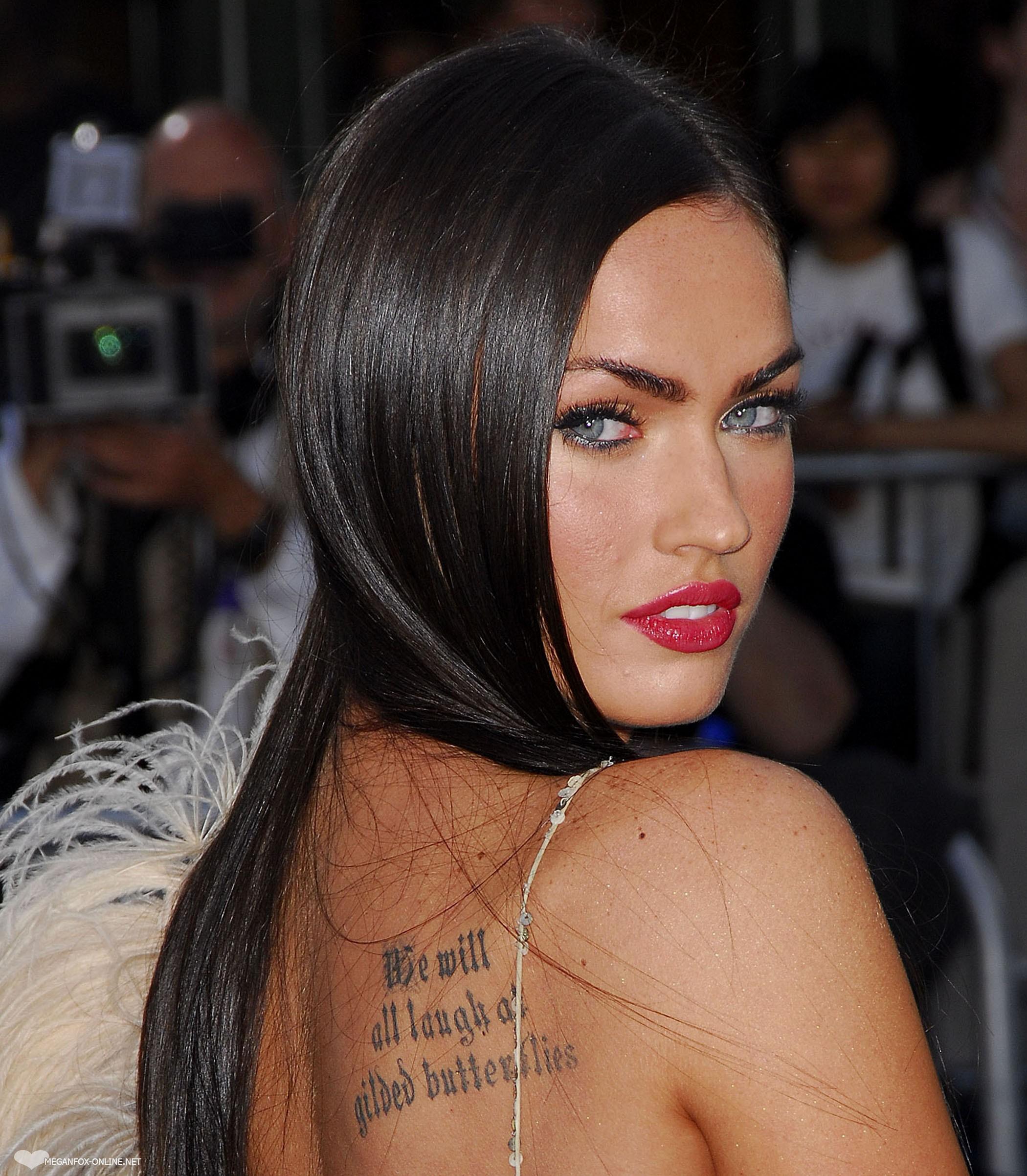 Фото татуировок звезд женщин