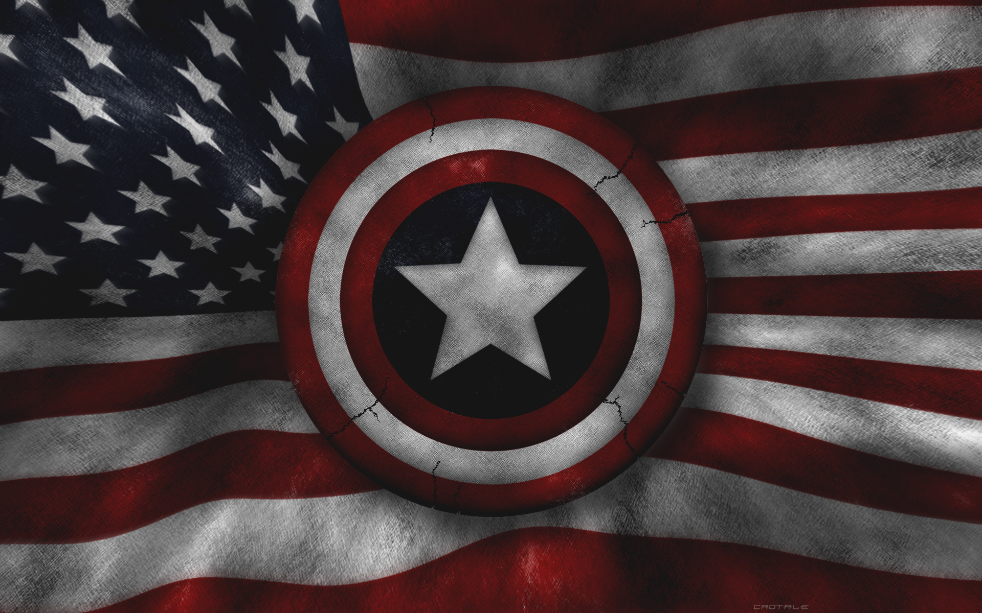American Captain шрифт - Fonts2u com