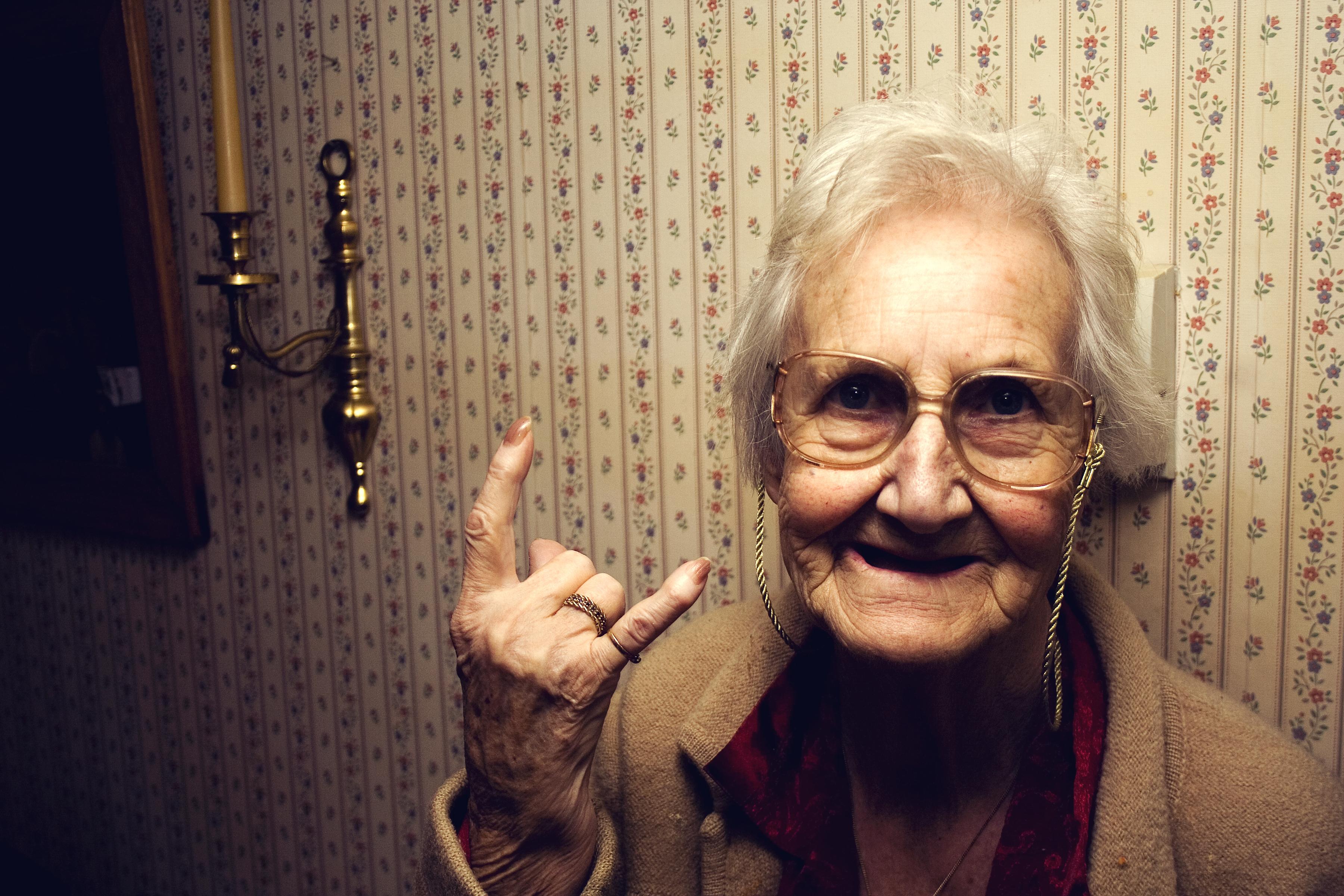 Старые бабушки фото 8 фотография