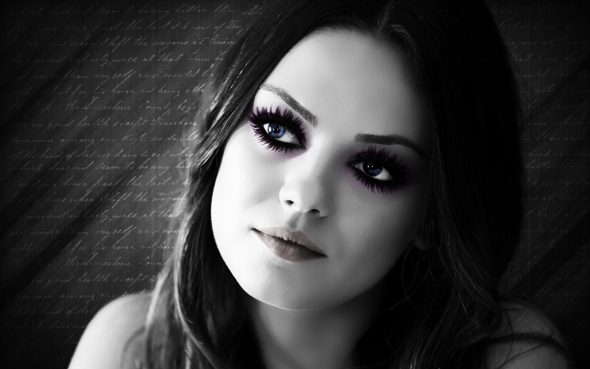 Фото красивое девушек черно белое секс 11 фотография