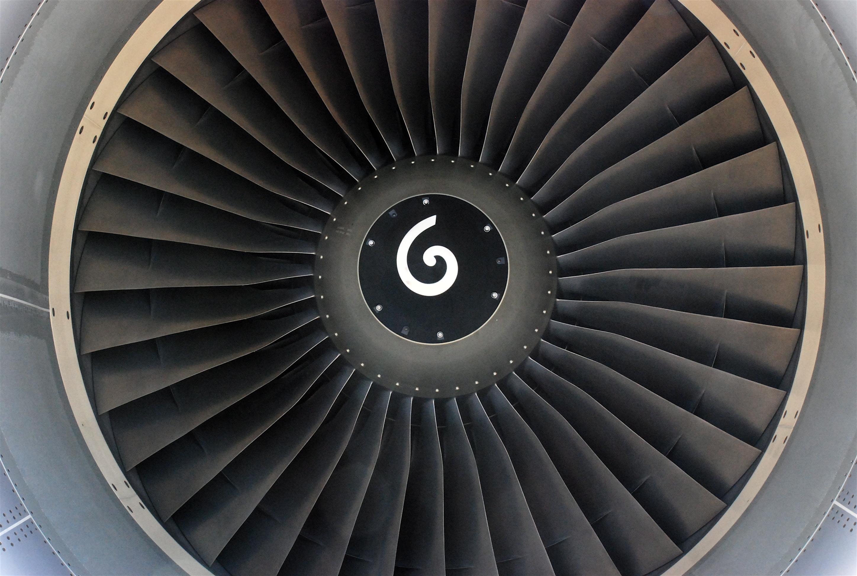 Что будет если в двигатель самолёта попадет птица