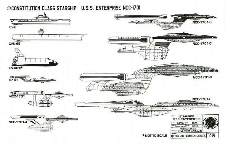 Star Trek схемы - Картинка