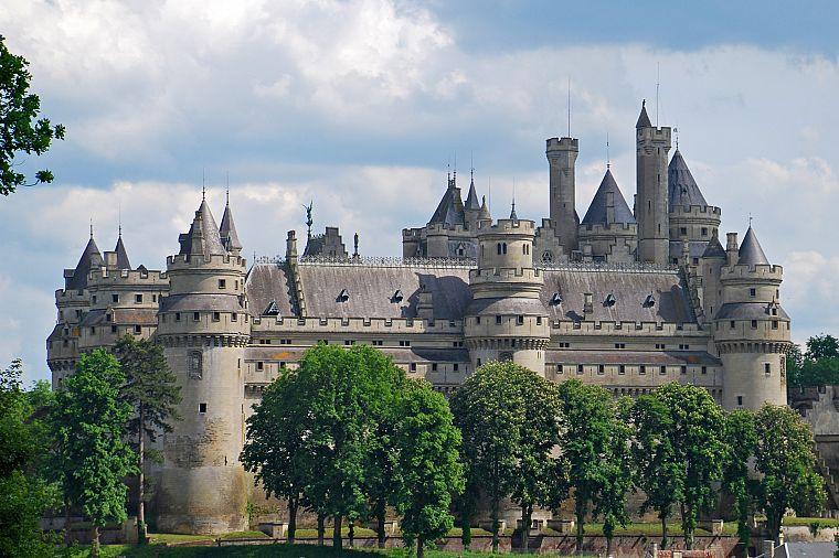 в мире картинки старинные замки