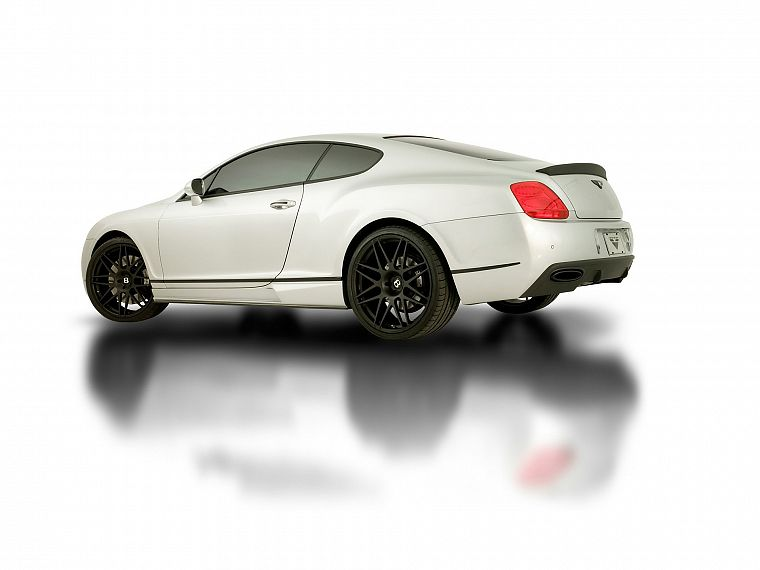 Bentley Continental, Bentley Continental GT - обои на рабочий стол