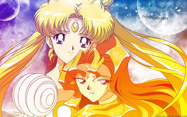 Sailor Moon, Bishoujo Senshi Sailor Moon - обои на рабочий стол
