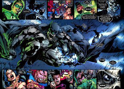 Liste des comics VO par ordre alphabétique  Comics VF