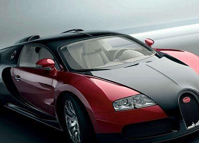 автомобили, Bugatti Veyron - обои на рабочий стол