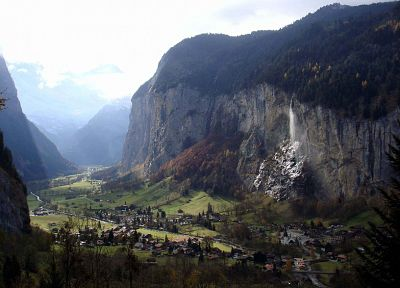 горы, пейзажи, природа - обои на рабочий стол