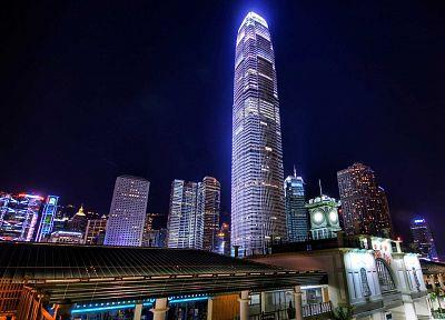 города, Гонконг - популярные обои на рабочий стол