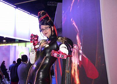 девушки, косплей, Bayonetta, E3 - обои на рабочий стол