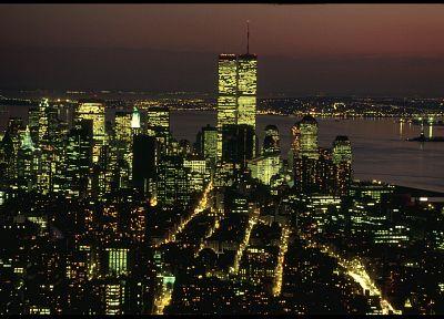 города, здания, Нью-Йорк - популярные обои на рабочий стол