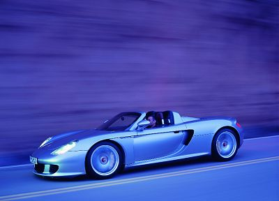 автомобили, транспортные средства, Porsche Carrera GT - обои на рабочий стол