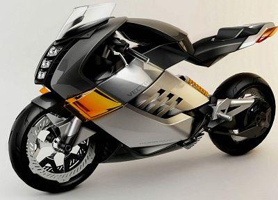 футуристический, мотоциклы, Vectrix - обои на рабочий стол