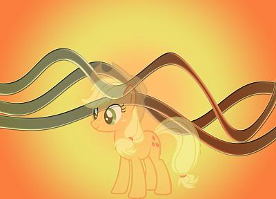 My Little Pony, Applejack - новые обои для рабочего стола