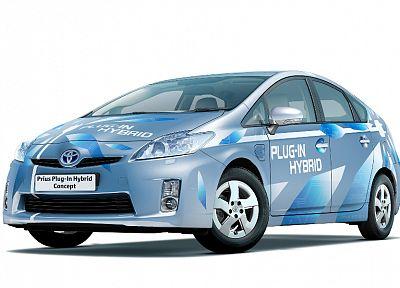 автомобили, транспортные средства, Prius, Toyota Prius - обои на рабочий стол