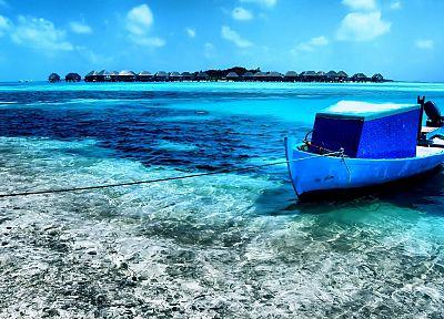 вода, пейзажи, корабли - популярные обои на рабочий стол