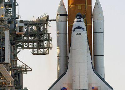 космический челнок, НАСА - новые обои для рабочего стола