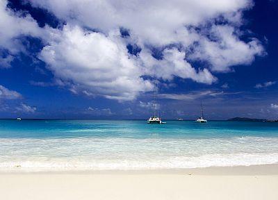 пейзажи, тропический, пляжи - обои на рабочий стол