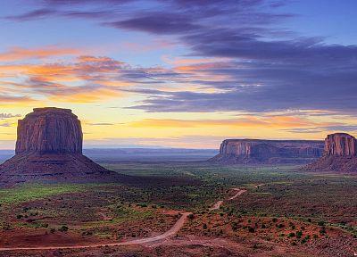пейзажи, природа, каньон - обои на рабочий стол