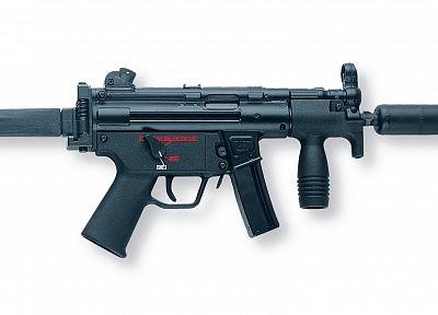 пистолеты, Хеклер и Кох, MP5K, MP5K PDW - обои на рабочий стол