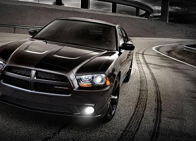 автомобили, зарядное устройство, увернуться, Dodge Charger - обои на рабочий стол