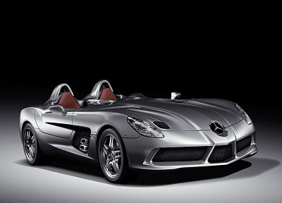 автомобили, транспортные средства, Мерседес Бенц, Mercedes-Benz SLR Stirling Moss - обои на рабочий стол