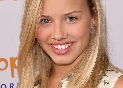 блондинки, девушки, Грейси Dzienny - новые обои для рабочего стола