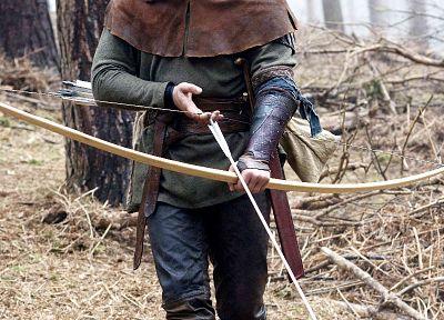 Робин Гуд, лук (оружие ), Рассел Кроу - обои на рабочий стол