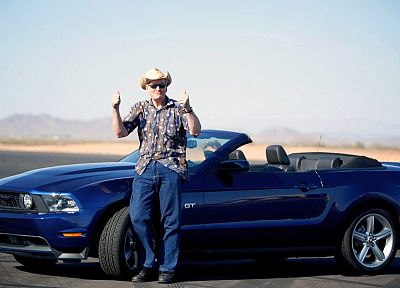автомобили, Форд, Форд Мустанг, Ford Mustang GT - обои на рабочий стол