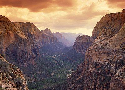 горы, пейзажи - обои на рабочий стол