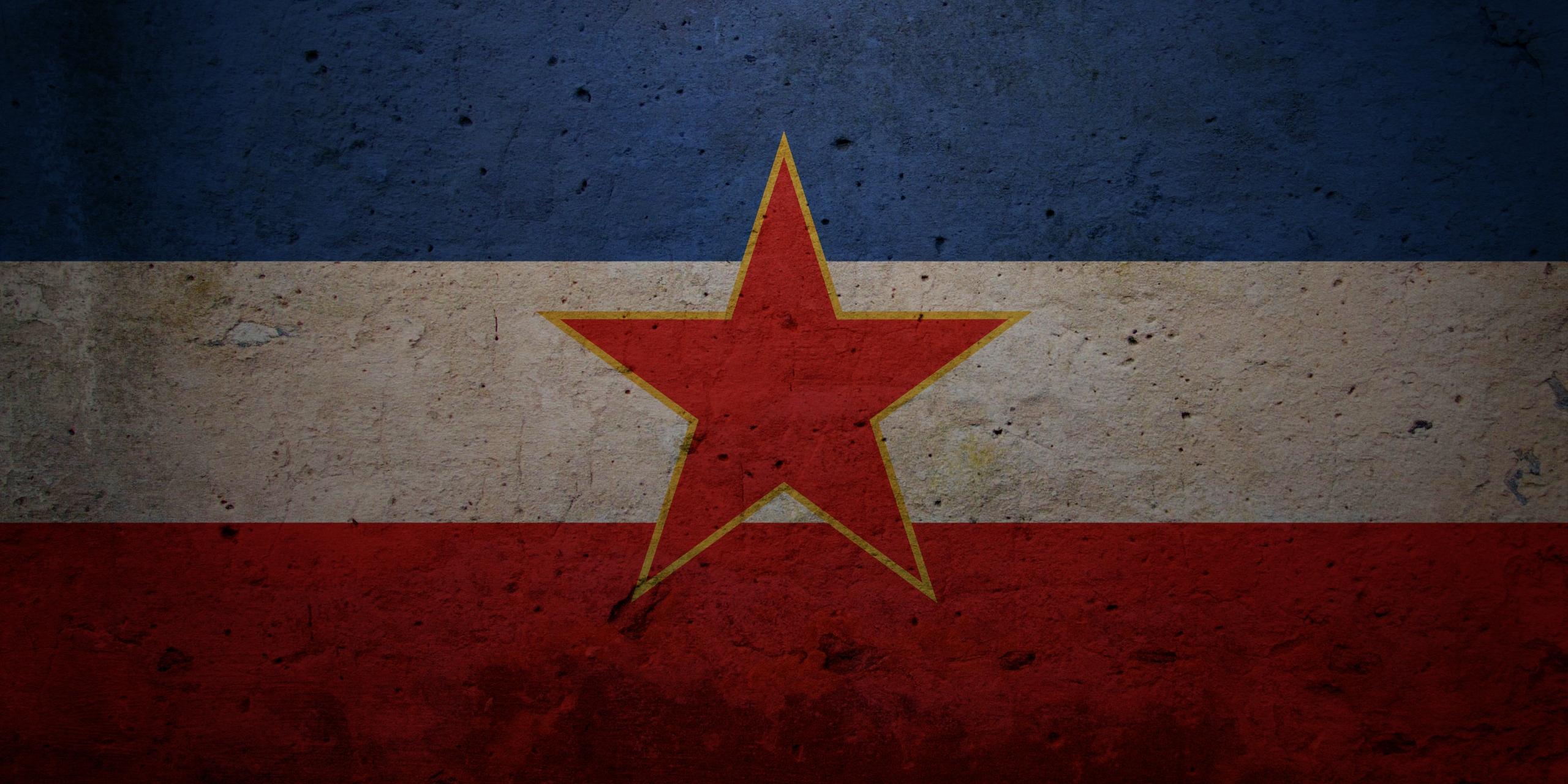 флаг югославии фото для этого