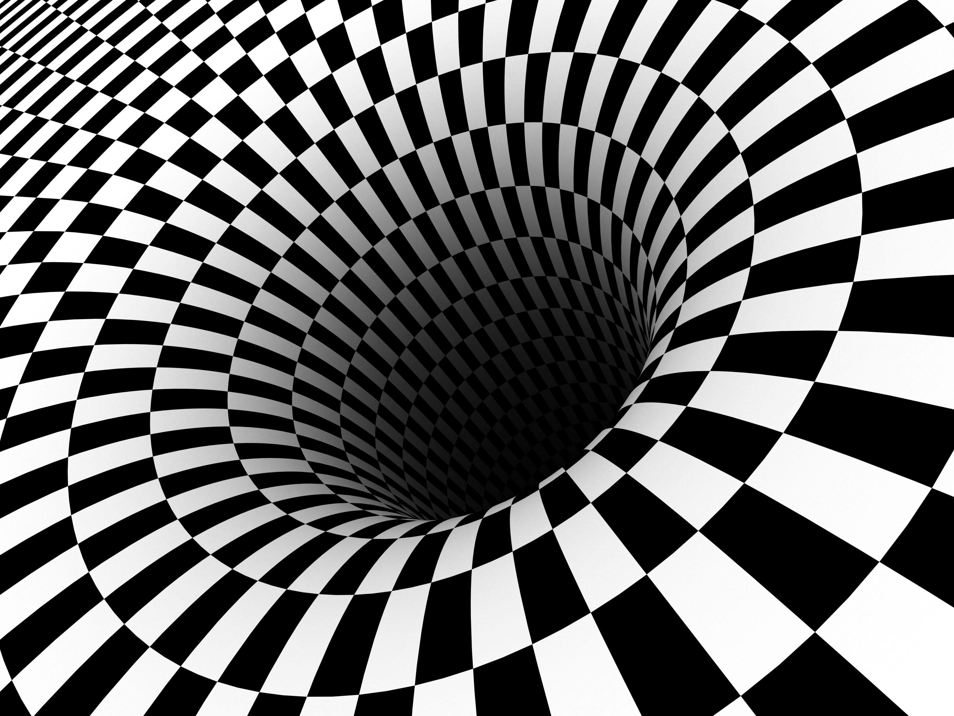 Красивые картинки иллюзии