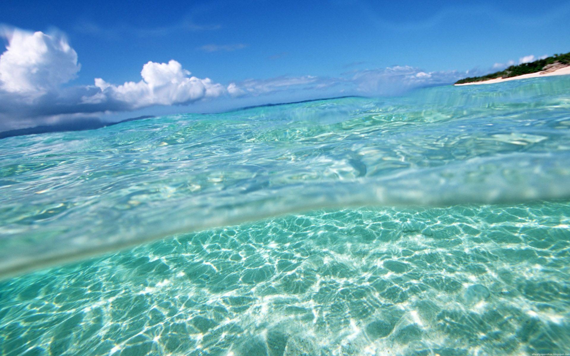 Красивые фото воды высокого качества
