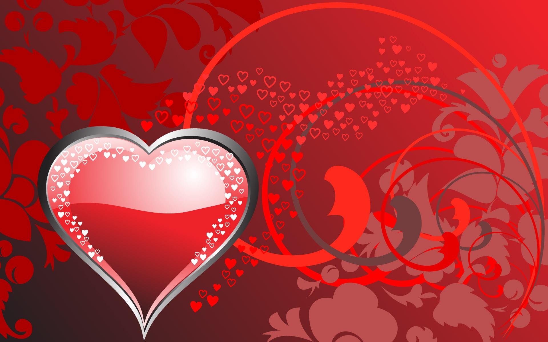 Открытки с сердечками онлайн