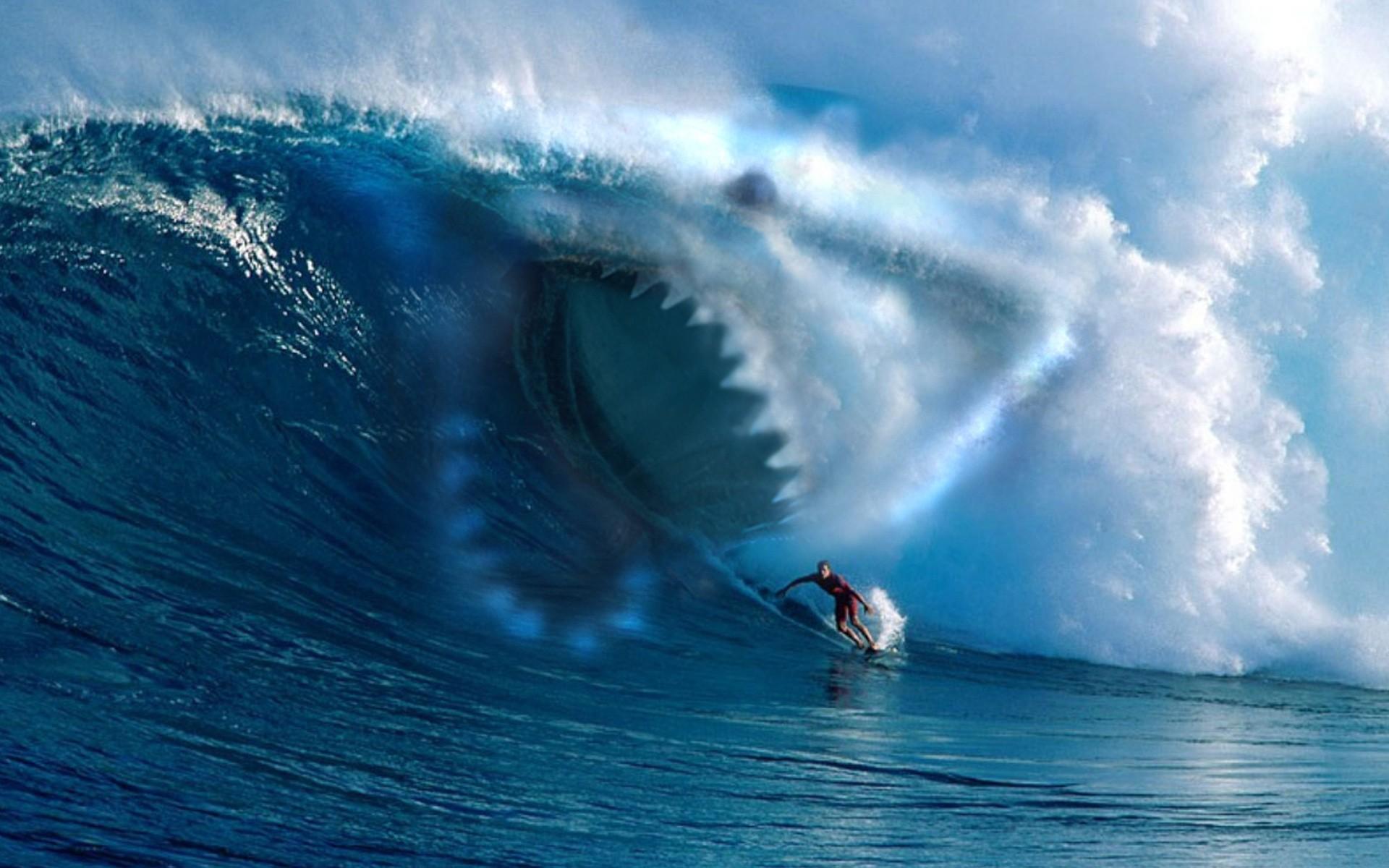 том, что смешные картинки с волнами это только