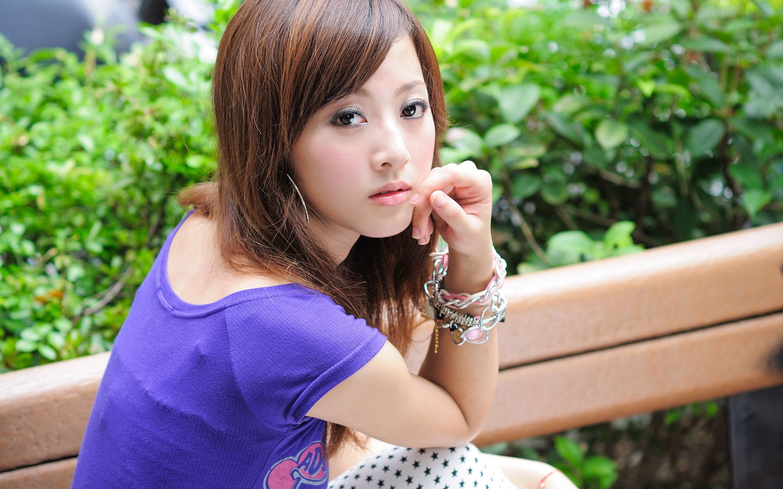 Yuna asian girl — photo 13