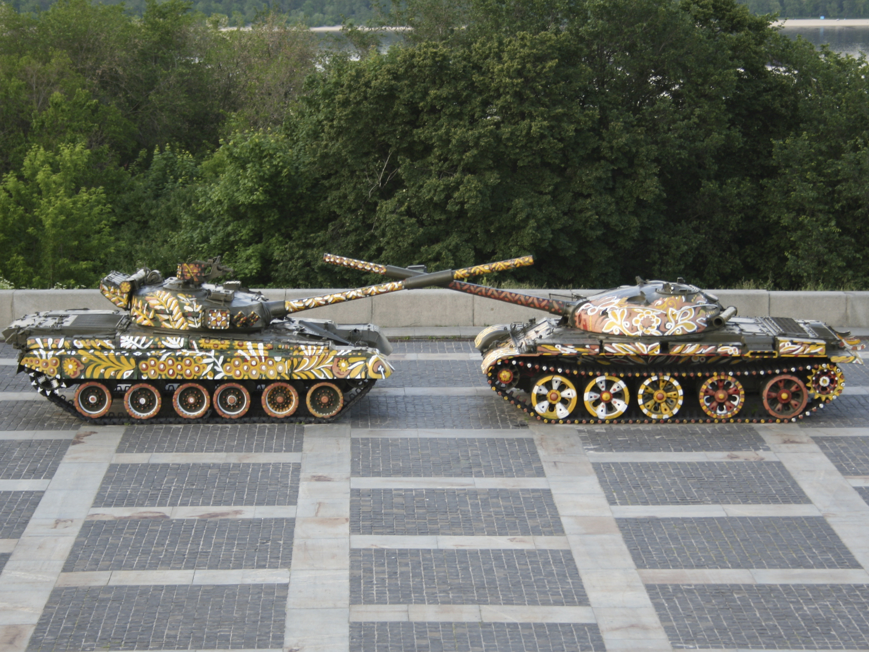 фото танк тюнинг теперь