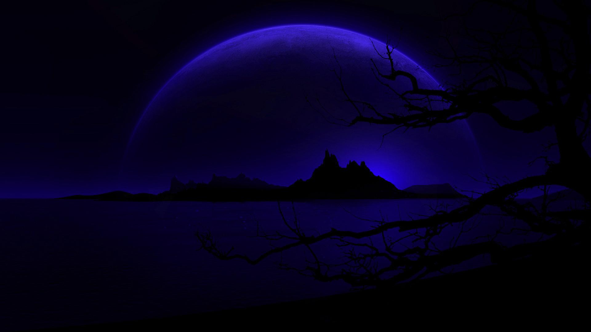 Ночные Обои Для Рабочего Стола