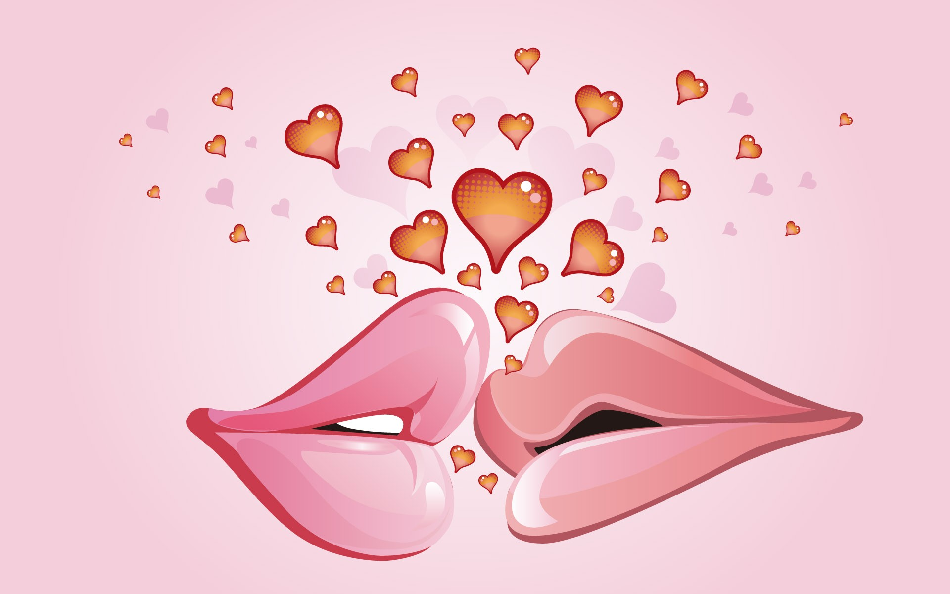 Ученые обосновали пользу поцелуев