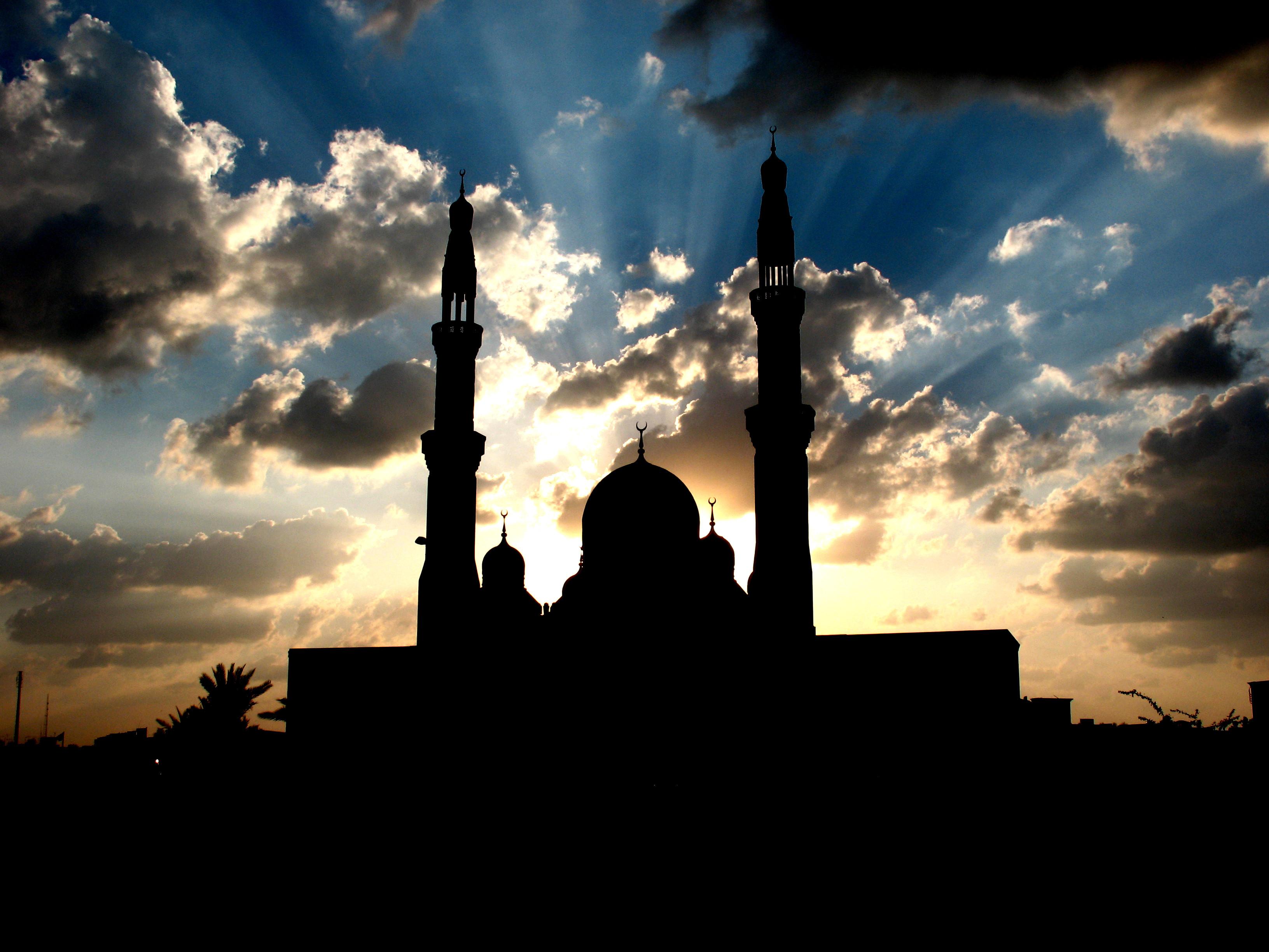 Черны картинка ислам