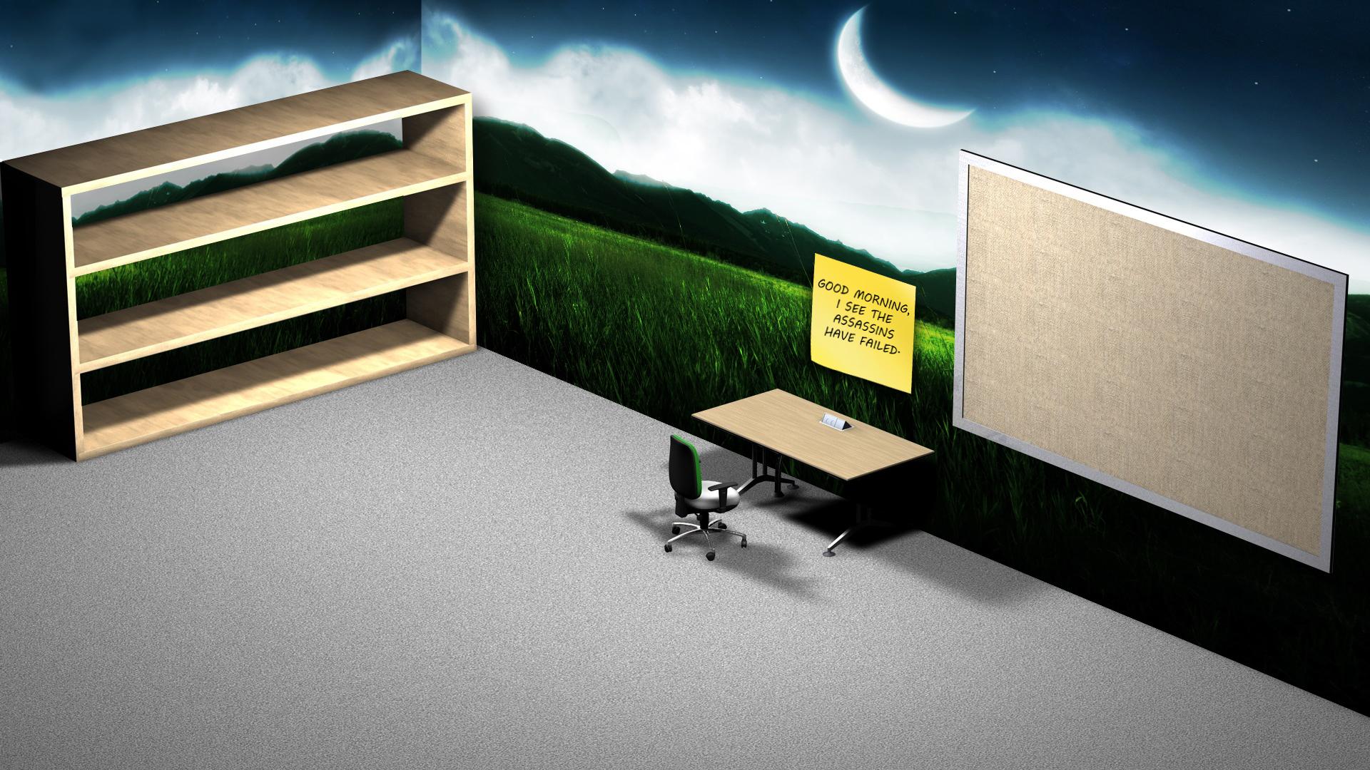 оказаться картинка для рабочего стола с полкой и компьютером гарнир тоже может
