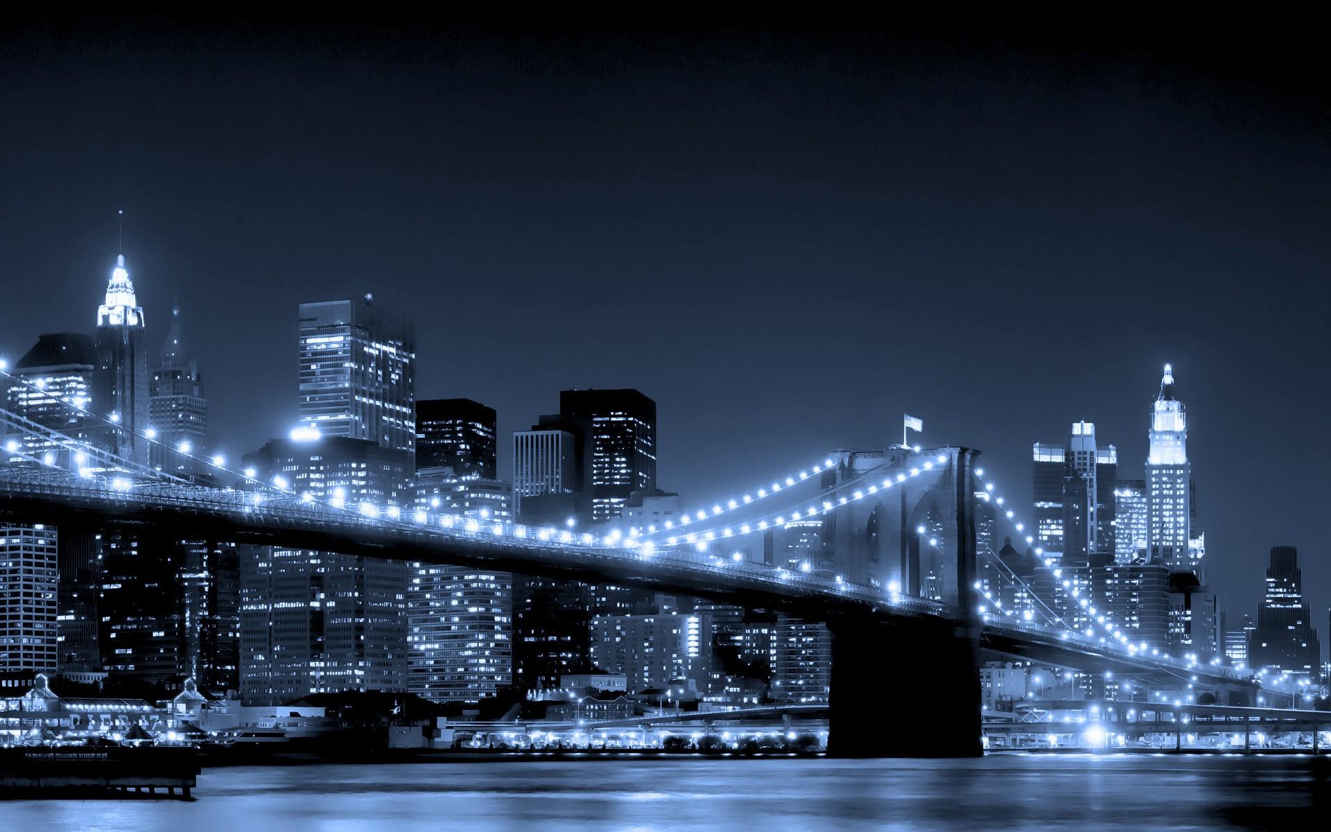 Картинки ночной город на рабочий стол, лето картинки анимация