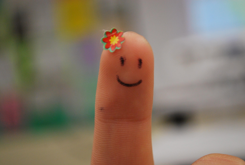смешные картинки на пальцах
