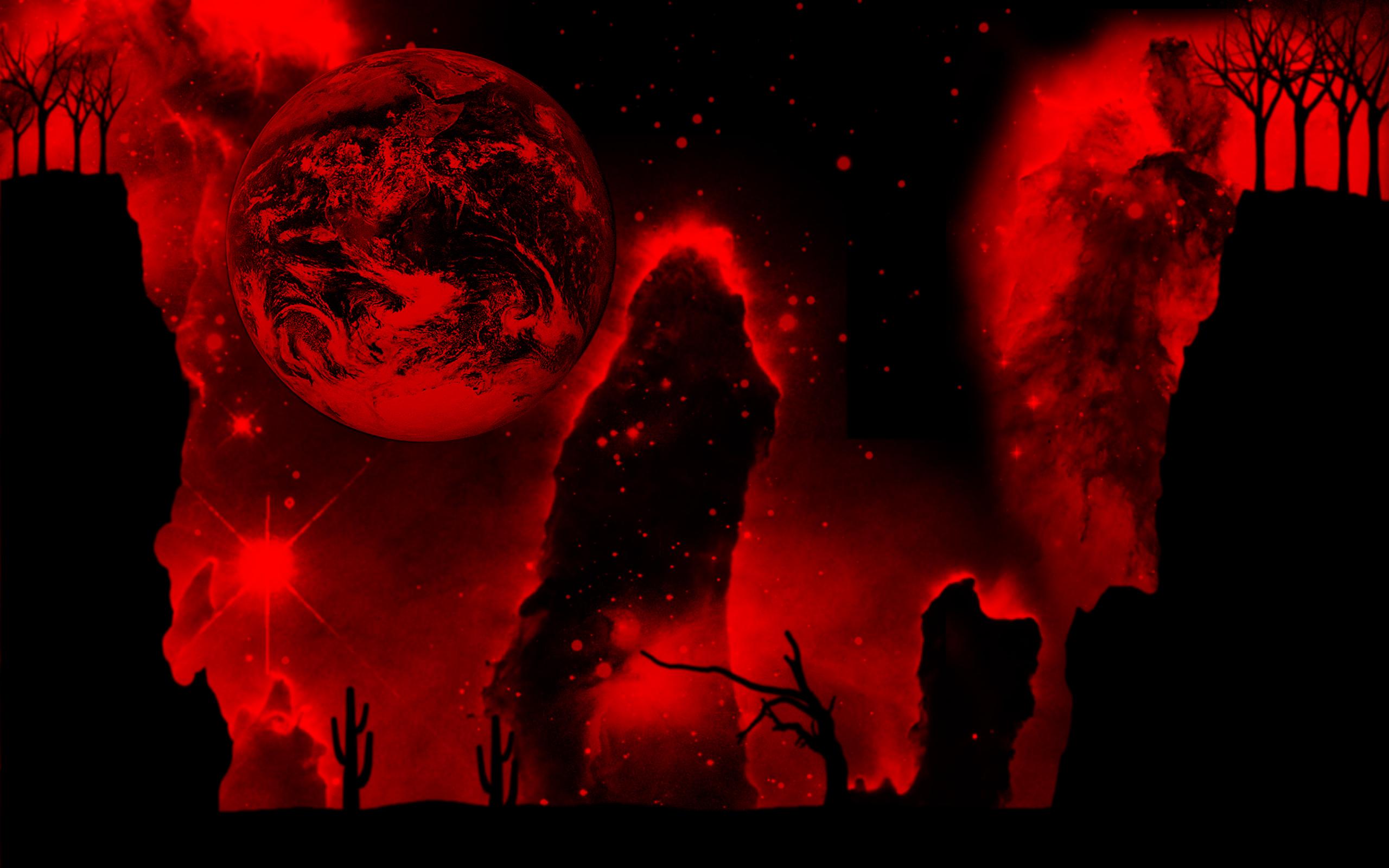 Кровь Живые Обои Скачать